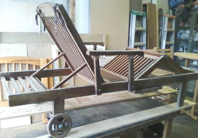 Deck Chair by Shekina Carpentry